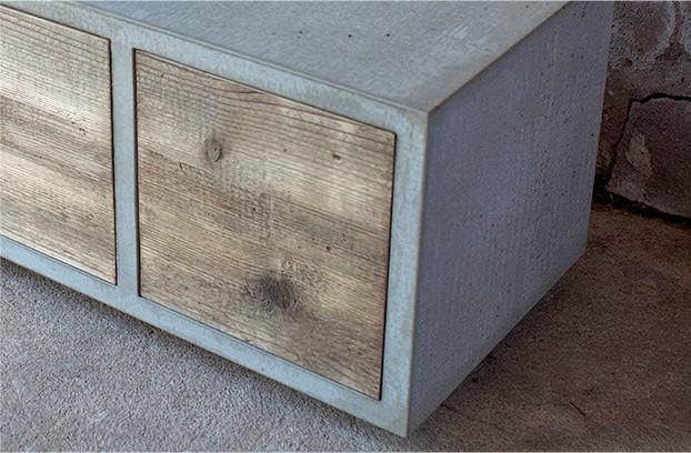 Beton Lowboard Urbanbox Betonmobel Manufaktur