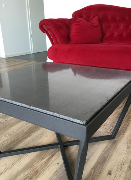 couchtisch crosswise betonm bel frankfurt hanau. Black Bedroom Furniture Sets. Home Design Ideas